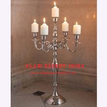 linen candelabra