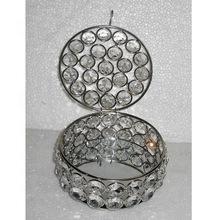 silver beads storage box