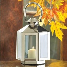 Stainless Steel Table Lantern