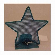 Star Shape Candle Holder