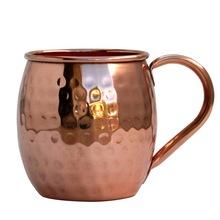 stoli copper moscow mule mug