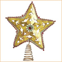 Table decorative shaking star