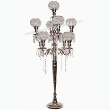 wedding crystal candelabra