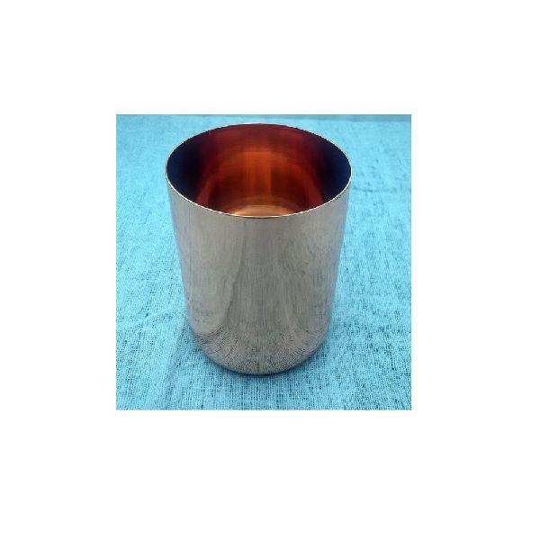 Copper Candle Jar