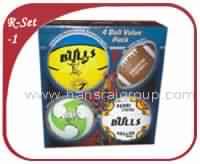 Soccer Ball Regular Sets