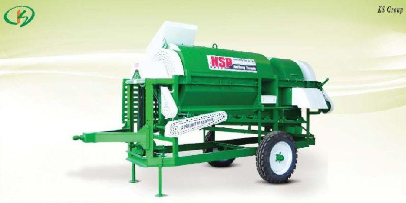 KSP Multi Crop Thresher Machine