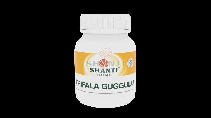 Trifala Guggulu Tablet Manufacturer in Amreli Gujarat India