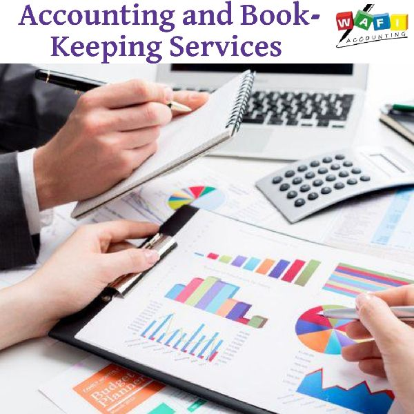 Accounting and Book keeping Services, Tax management, Wafi Accounting Services