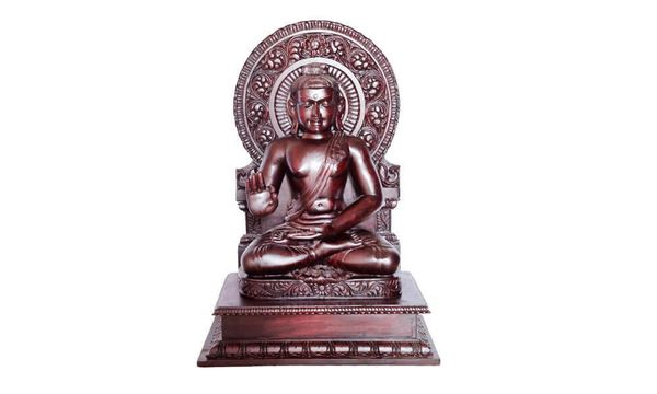 RED SANDALWOOD Buddha