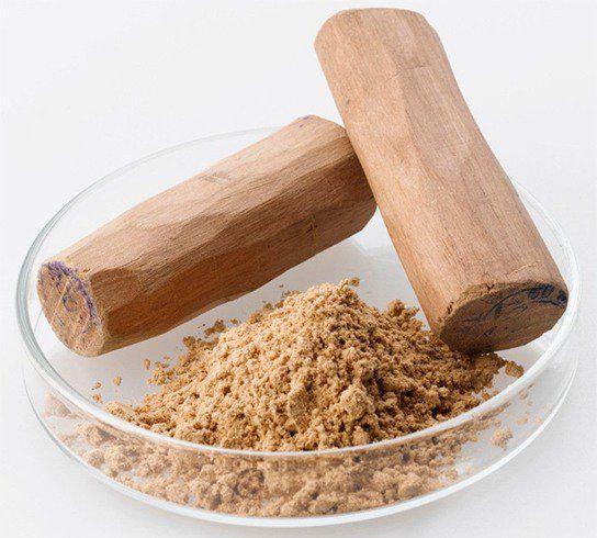 sandalwood powder for skin fairness and religious ceremonies