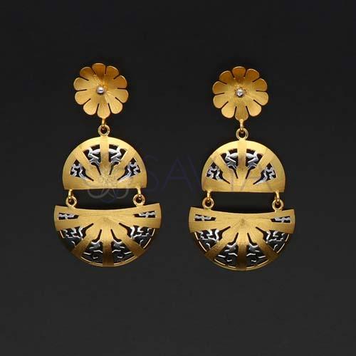 Italian Hanging Earrings