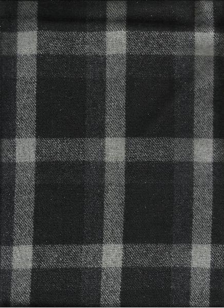Woolen CHECK Fabric