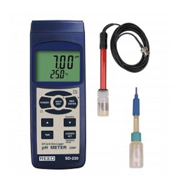 PH Meter Kit with Probe