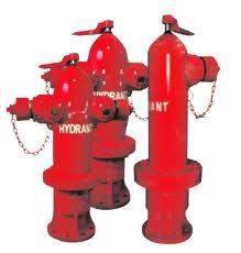 Wet pillar hydrant