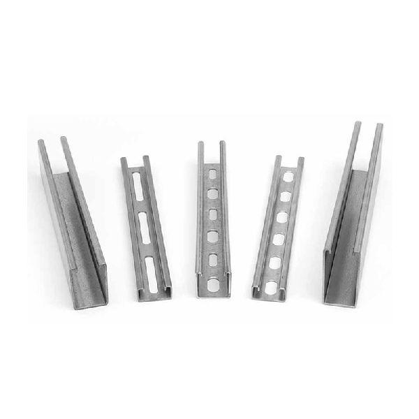 Hdg unistrut channel, slotted steel channel Manufacturer in