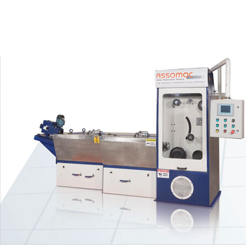 Wet Wire Drawing Machine Manufacturer & Exporters from ... Draw Wires on wire rope, barbed wire, draw bench, blanking and piercing, hemming and seaming, superplastic forming, die cutting, tube drawing, draw plate, sheet metal,