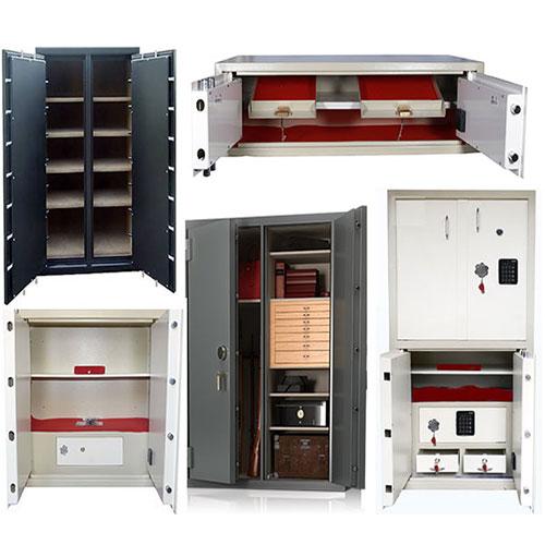 Fire Retardant Double Wall Door Safe (Fire Safe)