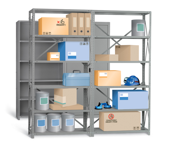 Slotted Angle Racks & Various Racking Systems (Racking Systems)