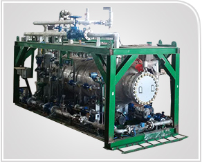 3 Phase Test and Production Separators