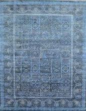 Wool  Silk  Art Silk Hand Knotted Rugs