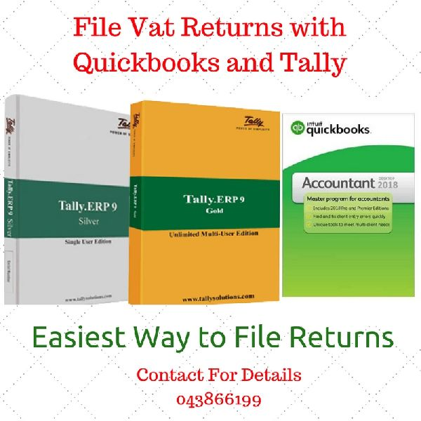 Get Accounting Software in Just 900 AED