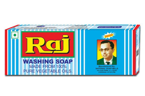 Raj Washing Soap