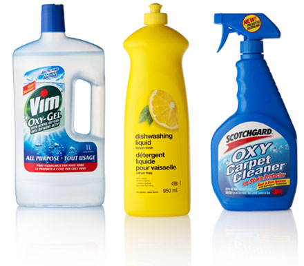 Household Product Labels Manufacturer