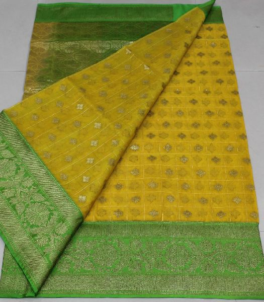 banaras handloom kora silk sarees
