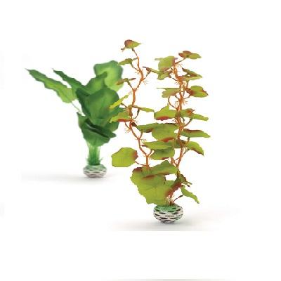 Green Silk Plants Aquascaping / Decor