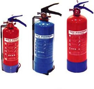Dry Powder Fire Extinguisher Portable