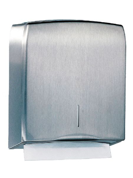 Apoxy And Steel Towel Dispensers