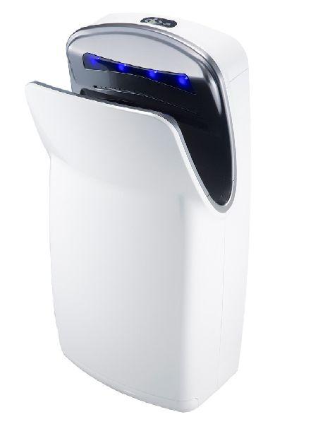 Hand Dryer White Vertical
