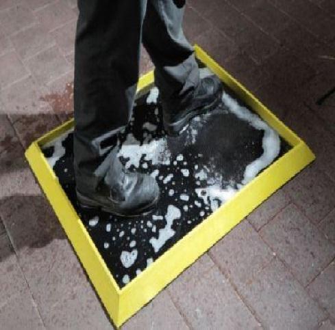 Reflex Boot Dip Mat