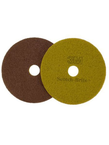 Scotch-Brite Sienna Diamond Floor Pad Plus