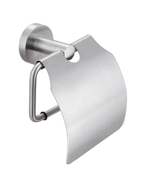 Toilet Roll Paper Holder Brushed Stainless Steel