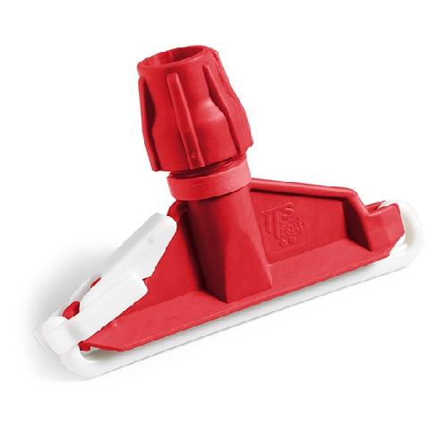 TTS Red Mop Plastic Clip