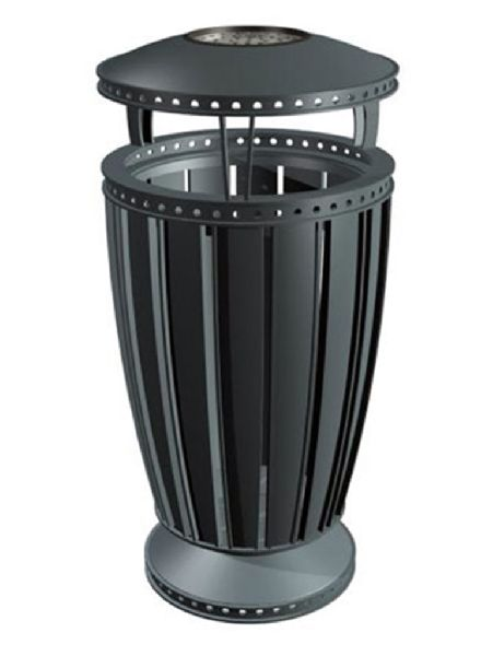 Warrior Trash Bin
