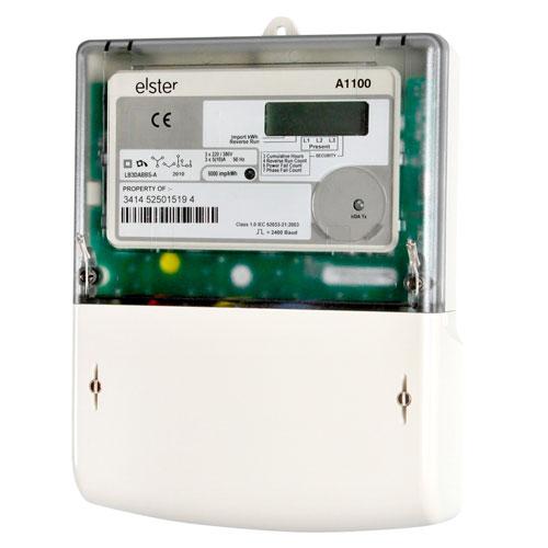 Elster Digital Electric Meters