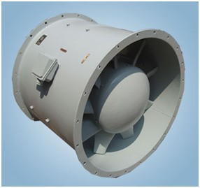 CBZ series marine explosion proof axial flow fans