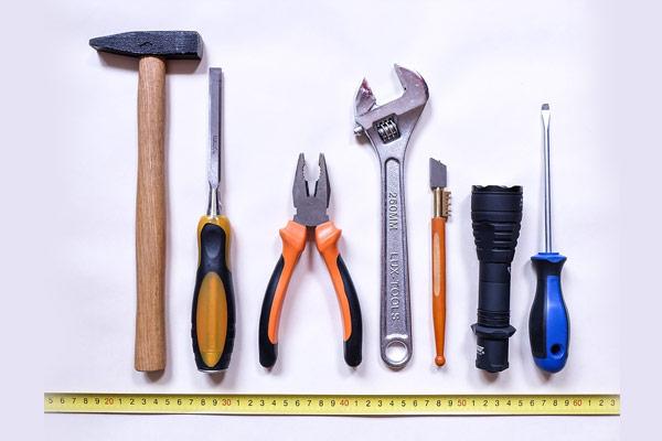 Hand Tools, Gauge, Locks