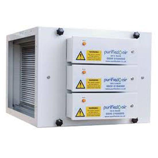 UV-C Air System