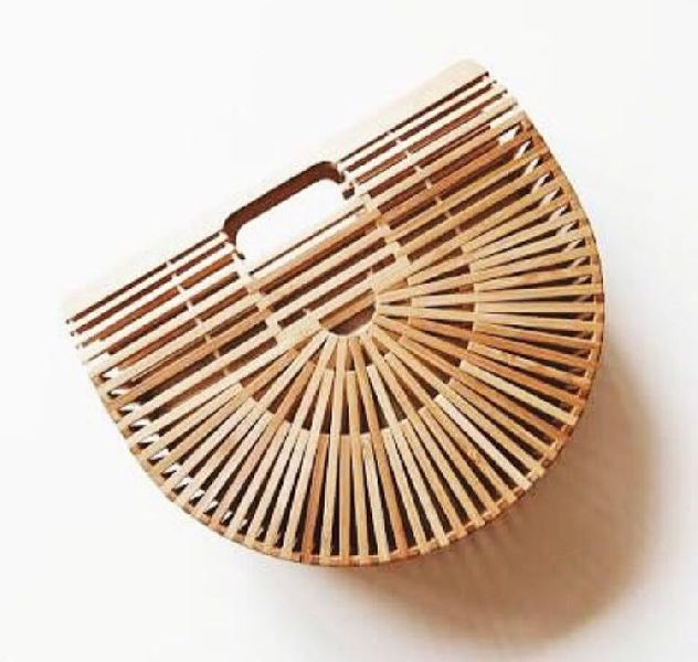 Bamboo iconic hand bag