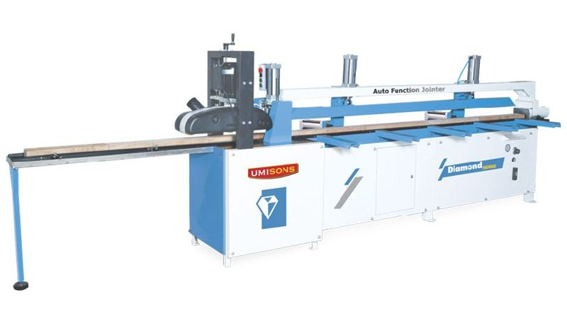 Auto Function Jointer Auto Feed