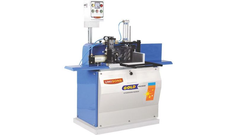 Gold Standard Package Wood Working Machine