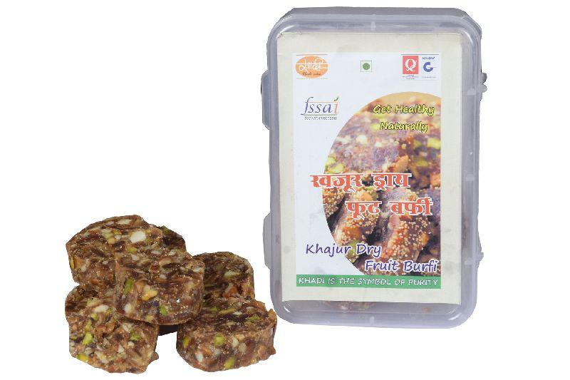 Khajur Dry Fruits Barfi