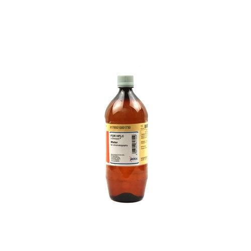 Chromatography Water
