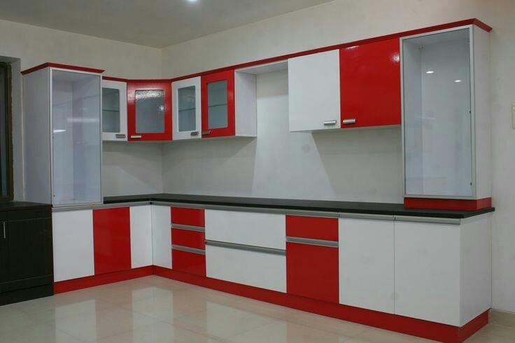 Modular Kitchen Trolley Manufacturer In Pune Maharashtra India By Mukta Enterprise Id 4155721