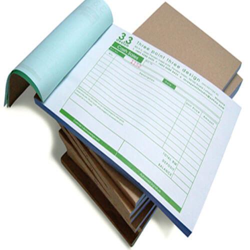 Bill-Book Printing Services