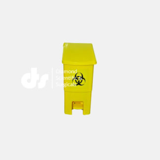 45L Foot Operated Pedal Dustbin (GR-914)
