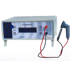 Longwave Therapy Pulse and Contihues Machine